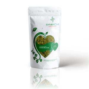 superfood hemp protein powder