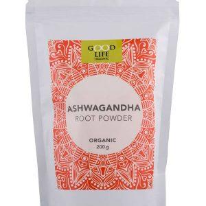 Goodlife Organic Ashwagandha Powder
