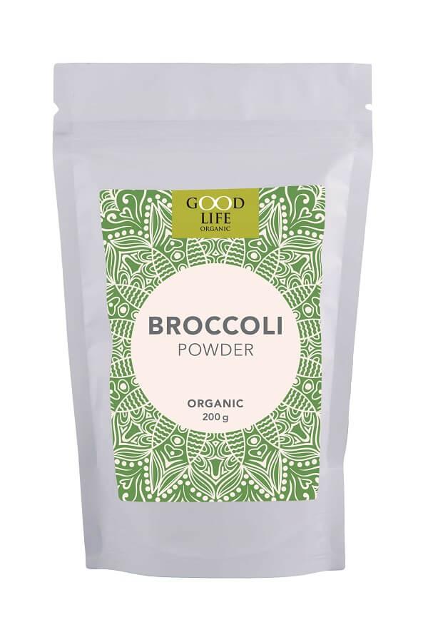 Good Life Organic Broccoli Powder