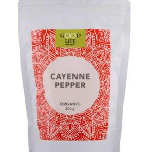Goodlife Organic Cayenne Pepper