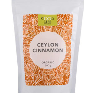 organic ceylon cinnamon powder from Good Life Organic