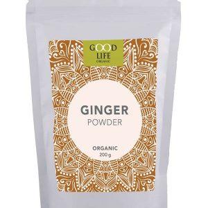 Good Life Organic Ginger Powder